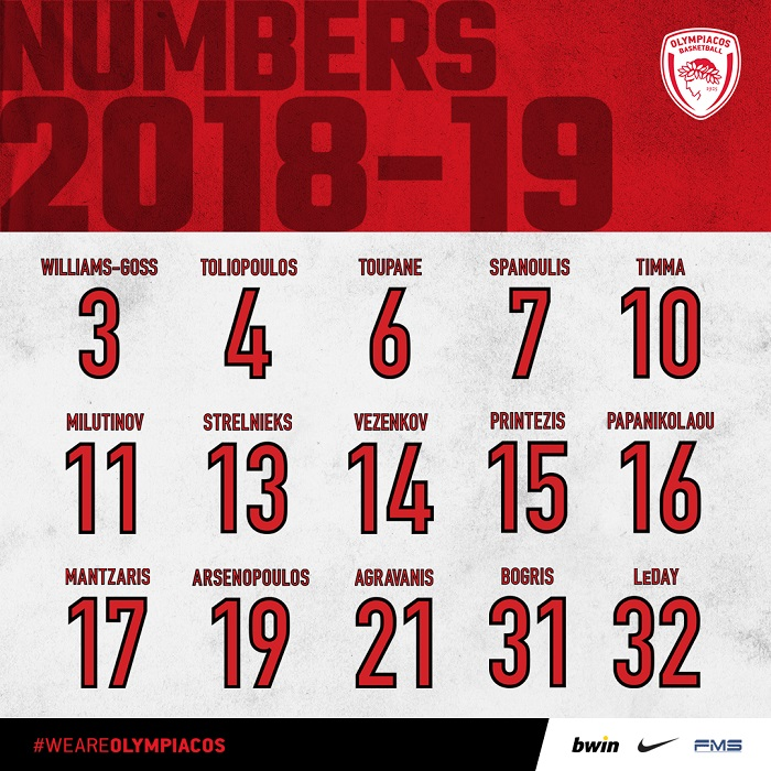 NUMBERS NEW