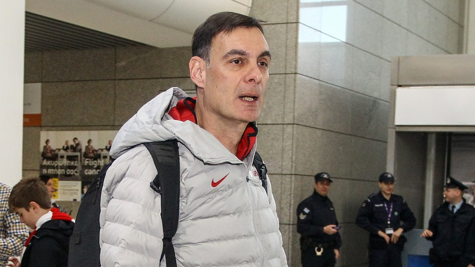 Bartzokas: «The players are responding to the plan»