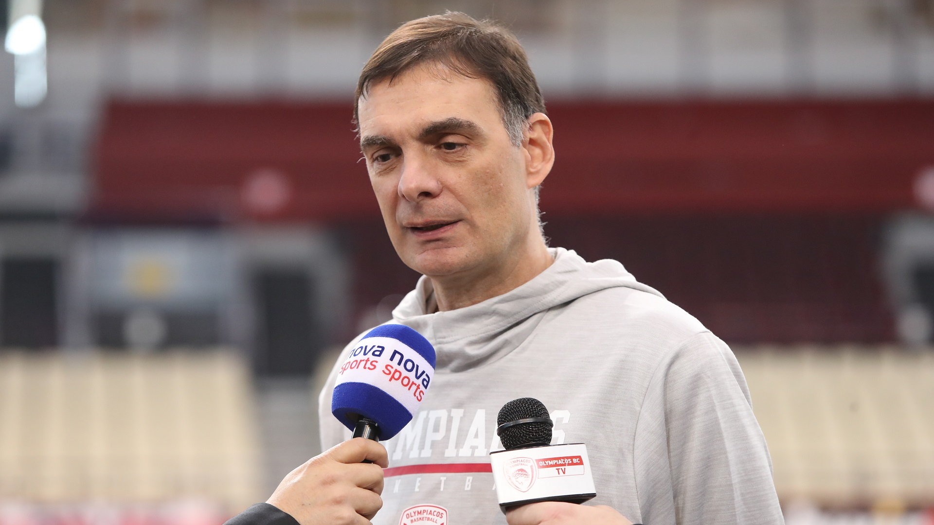 Bartzokas: «Everything can be fixed» (vid)
