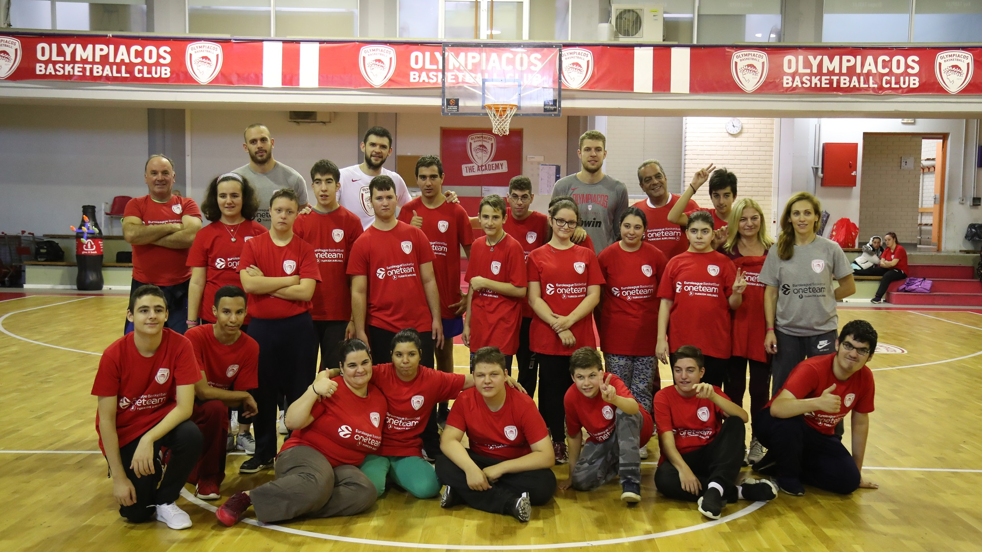 OneTeam Best Program: 2nd place for Olympiacos!